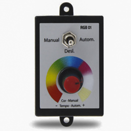 Controle RGB Manual - Autopoli Automotive Technology