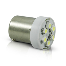 Lâmpada LED Lamp BA15S (67) - Autopoli Automotive Technology