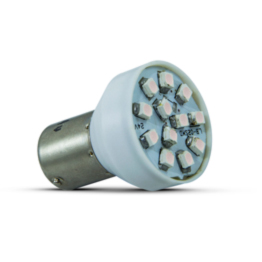 Lâmpada LED Lamp BA15S Flash - Autopoli Automotive Technology